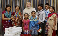 In Nepal, PM Modi Reunites Jeet Bahadur with His Family after 16 Years