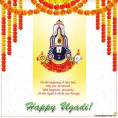 Dgreetings - Ugadi Card