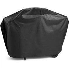 This bbq cover has a wide compatibility with most 3 and 4 burner grills. This barbecue grill cover is a PVC free fabric which is weather-resistant. There are sturdy hook and loop closures to keep the cover secure on the grill. Propane Smokers, Table Top Grill, Black Tears, Bbq Cover, Grill Accessories, Black Cover, Barbecue Grill, Weather, Medicine Cabinets