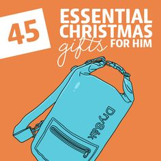 The man in your life deserves something special for Christmas so check out this list of the top essential gifts for him!