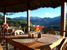 Vilcabamba Ecuador Hotel   Ecuador, Vilcabamba hotels, Hotel Izhcayluma..this place is beautiful and cheap and you get this view every day!