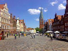 Am Sande, Lüneburg, Germany