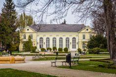 Edward Spa Pavilion (Kurhaus vel Kursaal) in Cieplice Slaskie-Zdroj (Bad Warmbrunn) near Jelenia Gora (Hirschberg), Poland