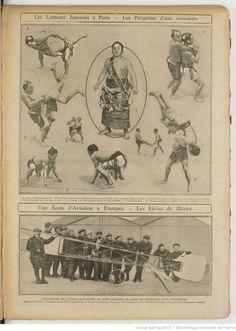 Excelsior : journal illustré quotidien : informations, littérature, sciences, arts, sports, théâtre, élégances   1910-11-17   Gallica