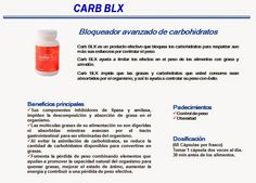 4LIFE: CARB BLX