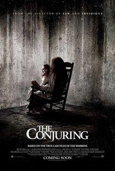 The Conjuring (Vera Farmiga, Patrick Wilson, Lili Taylor) Movie Poster Póster