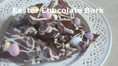 http://thethingsshemakes.blogspot.co.uk/2013/03/easter-milk-chocolate-bark.html