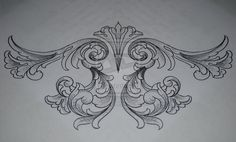 filigree tattoo | Filigree Under-bust Tattoo Request by KrisHanson on deviantART
