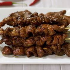 This pinoy style pork barbecue on a stick is a popular street food for Filipinos. This is easy and quick to prepare. The constant basting of the pork makes this…