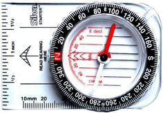 Master the Compass | 31 Survival Skills for the True Outdoorsman - Wilderness Survival Tips and Tricks