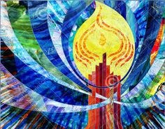 Happy 1st night of Hanukkah!  By Karin Steinmetz Foreman on Messianic Artists Collective