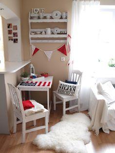Wnętrza, moda, gotowanie, ślub - Lovingit.pl: Mieszkanie w stylu skandynawskim, czyli wtorkowy (dziś środowy) tour po pięknych wnętrzach:)