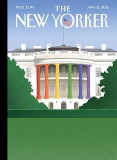 COVER STORY: OBAMA'S GAY-MARRIAGE ANNOUNCEMENT