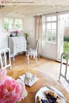 VINTAGE & CHIC: decoración vintage para tu casa [] vintage home decor: Escritorios, secreters, burós... · Inspiration: desks