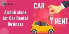 Airbnb Clone for Car Rentals - Start your own online car rental business instantly and connect with the respective car owners and renters. Revenue Model, Sales Representative, Online Cars, Car Rental, Script, Connect, Business, Script Typeface, Scripts