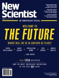 November 19, 2016 issue of New Scientist | Download digital magazine for free with your Mesa Public Library card.