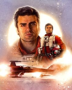 Star Wars: Episode VII - The Force Awakens - Poe by Paul Shipper *