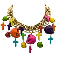 #Skulls #Necklace Was £68.00 Now £34.00 You Save: 50%