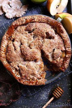 Maple Honey Apple Pie