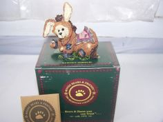 New Old Stock Boyds Essex as the Donkey Nativity Series # 3