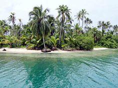 San Blas eilanden Panama - dit en meer mooie natuur in Panama op http://www.naturescanner.nl/midden-amerika/panama