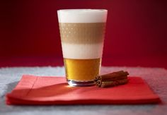 WINTER BREEZE COFFEE RECIPE The spicy warmth of ginger and cinnamon blows a cosy breeze into this sweet winter coffee.