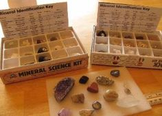Rocks and Minerals Learning Center