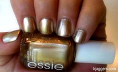 Essie Good As Gold Swatches