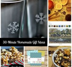 these homemade gift ideas will surely wow someone in your life