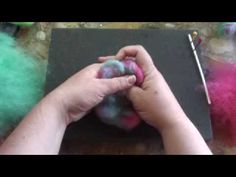 Needle Felting: An Introduction to the Art and Craft of Making Wool Felt with Needles | HubPages