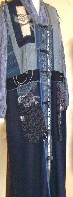 Diane Ericson Design. Java Jacket variations