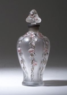 An unidentified perfume bottle, circa 1920's