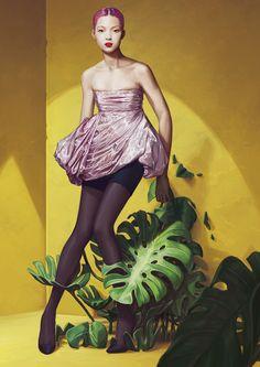 Ignasi Monreal Fashion illustrations