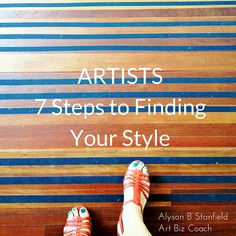 Struggling with figuring out who you are as an artist and where your work is going? Many beginning artists have a hard time finding a style that will define them. Here are 7 steps to help you with …
