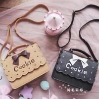 1 x Handbag. Kawaii Bags, Japanese Harajuku, Vintage Gothic, Mori Girl, Cookie, Shoulder Bag, Handbags, Biscuit, Totes