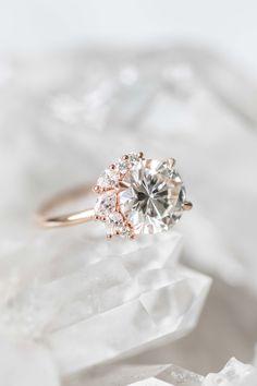 Asymmetrical Jewels / Grew & Co