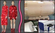 #Polyester Tela Impresión con Jumbo rollo # 57gsm #Sublimation Transferencia #Paper Fabricación http://feiyuepaper.com/product/polyester-fabric-printing-with-jumbo-roll-57gsm-sublimation-transfer-paper-manufacture/