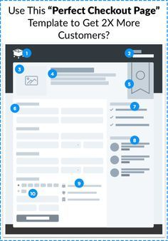 Does it feel like you're not making as many sales as you should be? Chances are, you're right. You could be losing up to 80% of your potential customers because of a poorly designed checkout page. Download this 'Perfect Checkout Page' template to discover the 10 simple elements you need to add to your checkout page that could give you up to a 400% boost in sales! Click Here >> samcart.clickfunn...