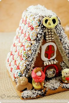 Casa de pan de jengibre -