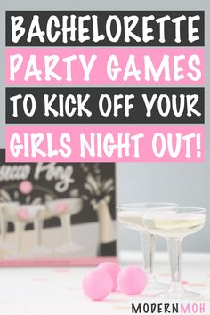 Start the night off right with these 10 funny bachelorette party games. These get-to-know-you games are the perfect way to pregame for girls night out! #funnybachelorettepartygames #bachelorettepartydrinkinggames #ModernMaidofHonor #ModernMOH Bachelorette Party Playlist, Bachelorette Party Scavenger Hunt, Bachelorette Party Activities, Bachelorette Party Planning, Bachelorette Weekend, Funny Drinking Games, Jenga Drinking Game, Girls Night Out, Cards Against Humanity