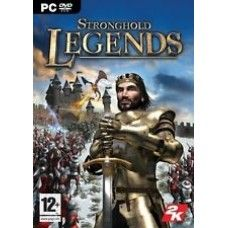 Stronghold Legends for PC by 2K Games on DVD