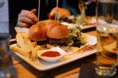 Pixi mit Milch | Reisen: Restaurant-Tipps für Budapest | Mini-Burger im Goodbar Goodburger