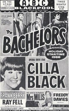 ABC Theatre Blackpool Magazine Design, Ballroom Dancing, Dance, Made In Dagenham, Blackpool England, The Osmonds, Uk History, Poster Art, Concert Posters