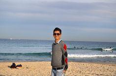 #sydney #bondi #beach  #sunsets #bondibeach  #bondibeachsydney #sydney  #australia #aussie  # by v_k_varu http://ift.tt/1KBxVYg