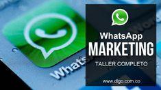 Estrategia para Vender por WhatsApp - WhatsApp Marketing Taller Completo Comunity Manager, Whatsapp Marketing, Ecommerce, Digital Marketing, Vender Online, Business, Youtube, Blog, Tips