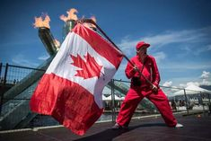 IN PHOTOS: How Canada Day 2019 was celebrated from coast to coast John Tory, Centennial Park, Canada Eh, Patriotic Outfit, Woman Smile, Justin Trudeau, Montreal, Vancouver, Coast