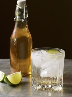 Ultimate Gin and Tonic with Homemade Tonic Water