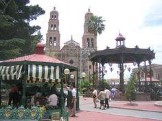 Plaza de Chihuahua   #turismo #Chihuahua  Fuente: www.chihuahua.gob.mx