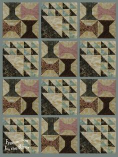 Freemotion by the River: Aurifil Designer of the Month free block