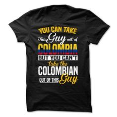 Proud Colombia Guy - #blue shirt #sweaters for fall. CHEAP PRICE => https://www.sunfrog.com/LifeStyle/Proud-Colombia-Guy.html?68278